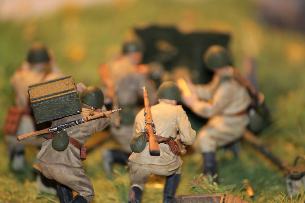 Training Grounds: Soviet 45mm AT gun and crew, photo #13