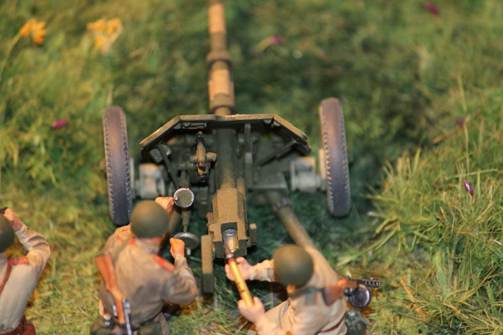 Training Grounds: Soviet 45mm AT gun and crew, photo #14