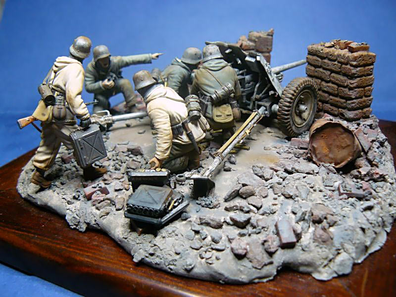 Dioramas and Vignettes: The last chance, photo #13