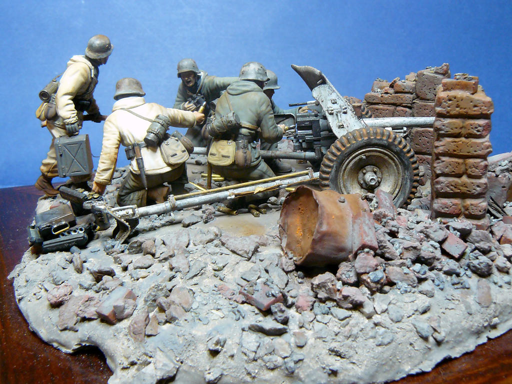 Dioramas and Vignettes: The last chance, photo #2