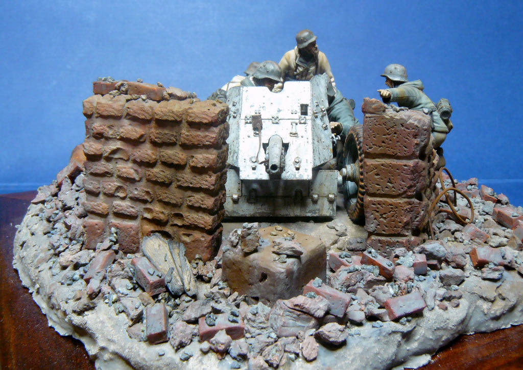 Dioramas and Vignettes: The last chance, photo #4