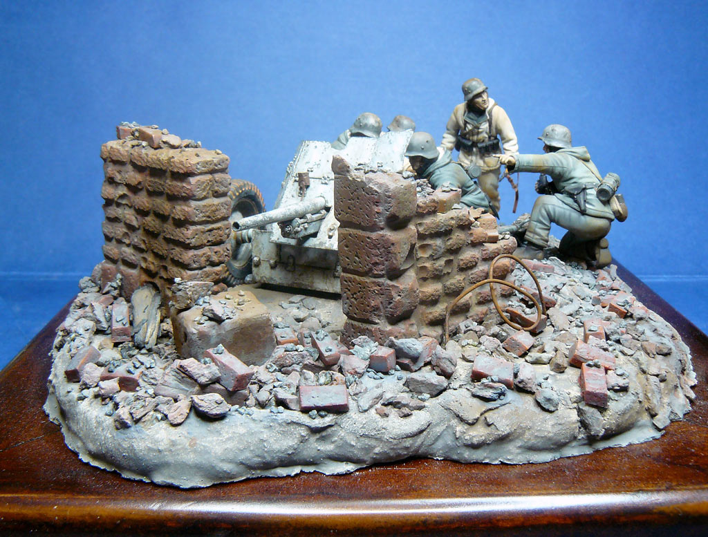 Dioramas and Vignettes: The last chance, photo #5