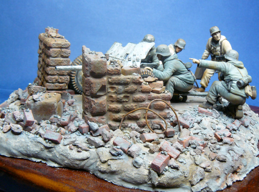 Dioramas and Vignettes: The last chance, photo #6