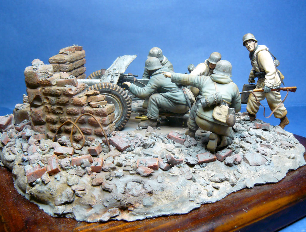 Dioramas and Vignettes: The last chance, photo #7