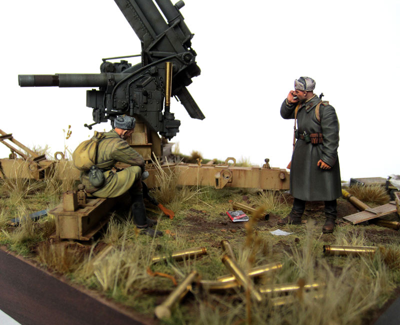 Dioramas and Vignettes: Last miles of war, photo #3