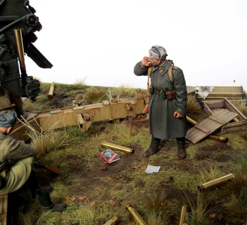 Dioramas and Vignettes: Last miles of war, photo #4