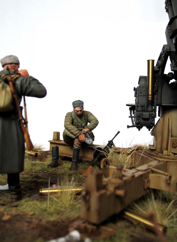 Dioramas and Vignettes: Last miles of war, photo #9