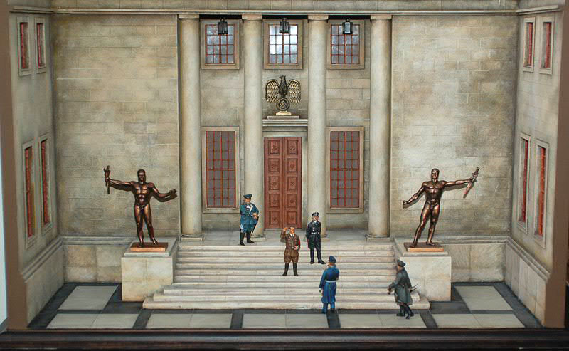 Dioramas and Vignettes: Reich Chancellery, photo #1
