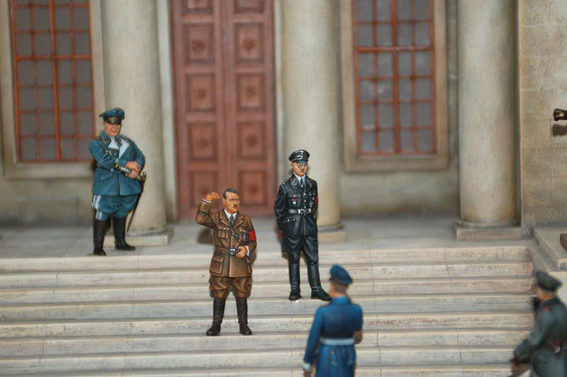 Dioramas and Vignettes: Reich Chancellery, photo #12