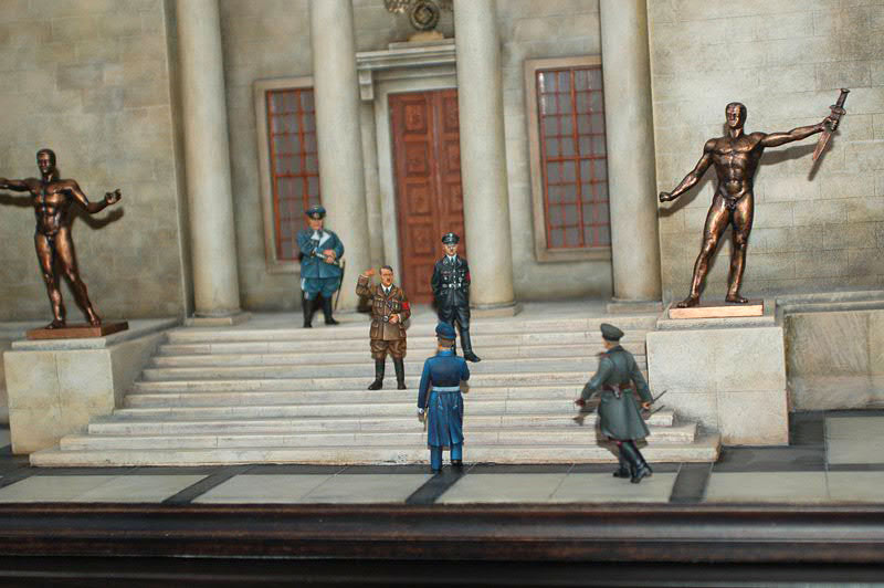 Dioramas and Vignettes: Reich Chancellery, photo #13
