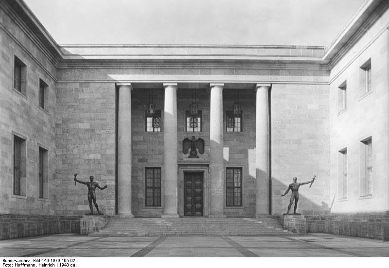 Dioramas and Vignettes: Reich Chancellery, photo #14