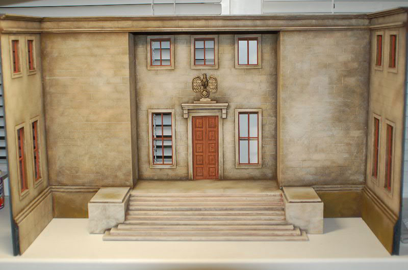 Dioramas and Vignettes: Reich Chancellery, photo #4