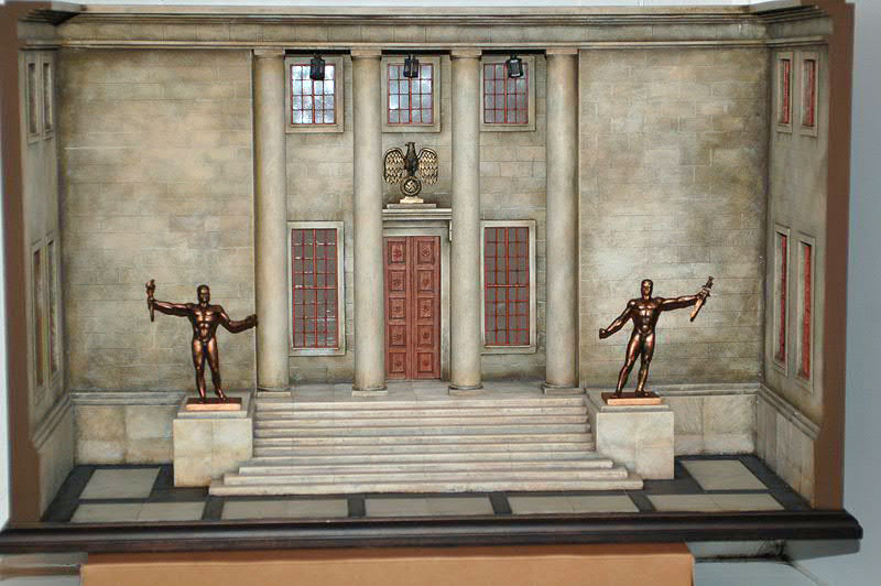 Dioramas and Vignettes: Reich Chancellery, photo #6
