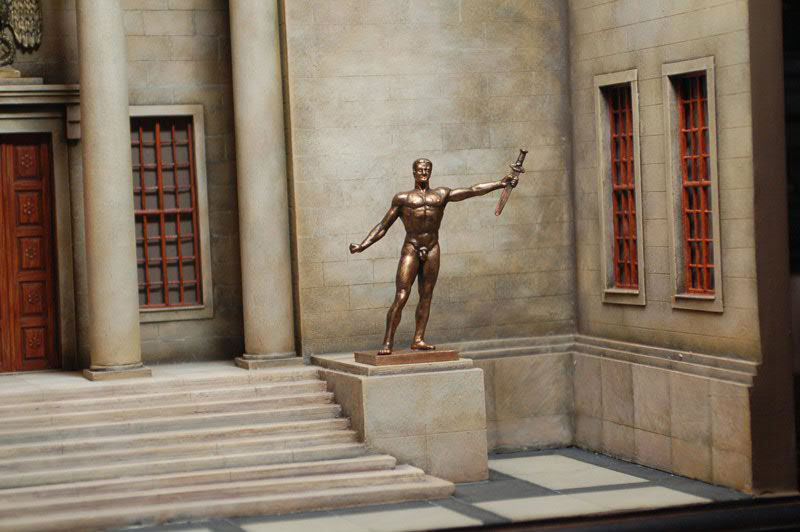 Dioramas and Vignettes: Reich Chancellery, photo #8