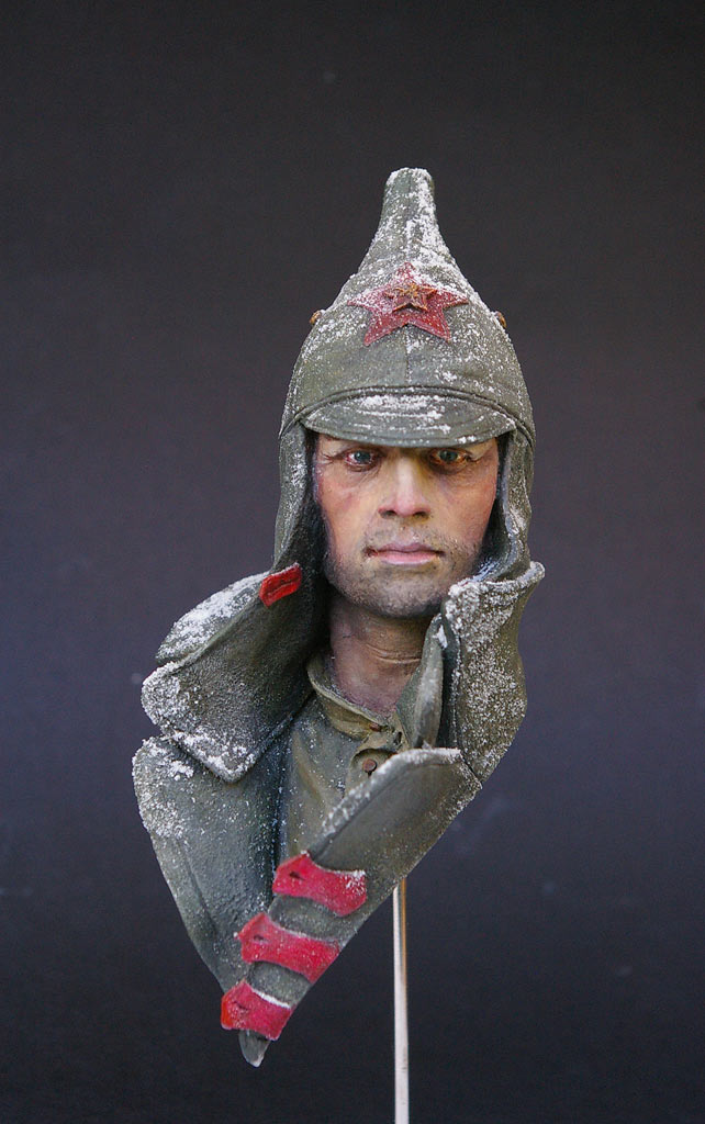 Figures: The Bolshevik, photo #1