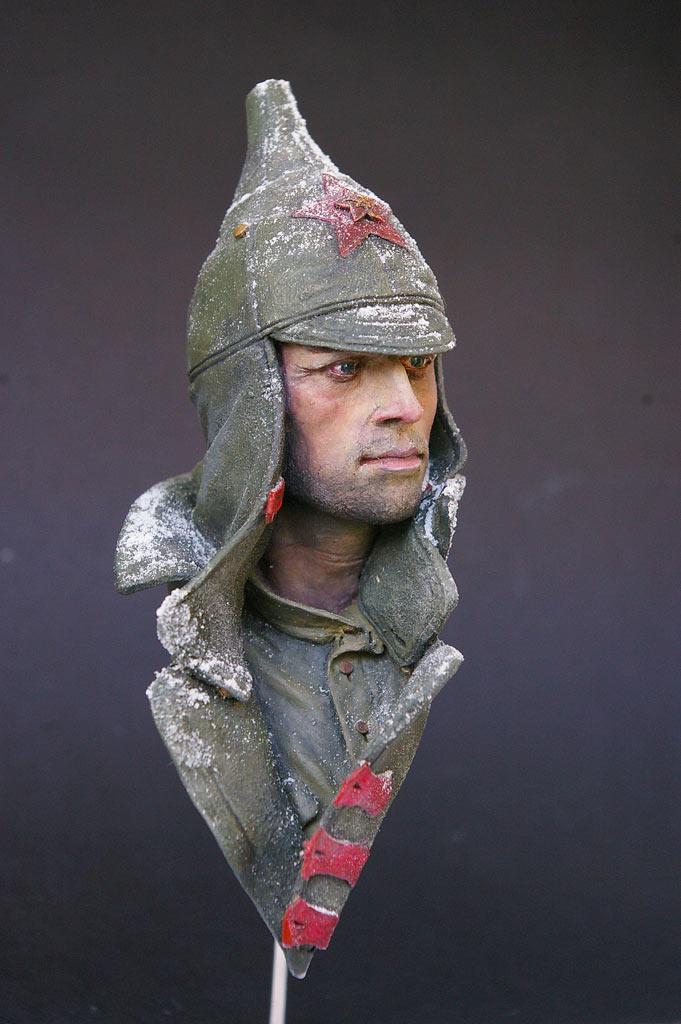 Figures: The Bolshevik, photo #3