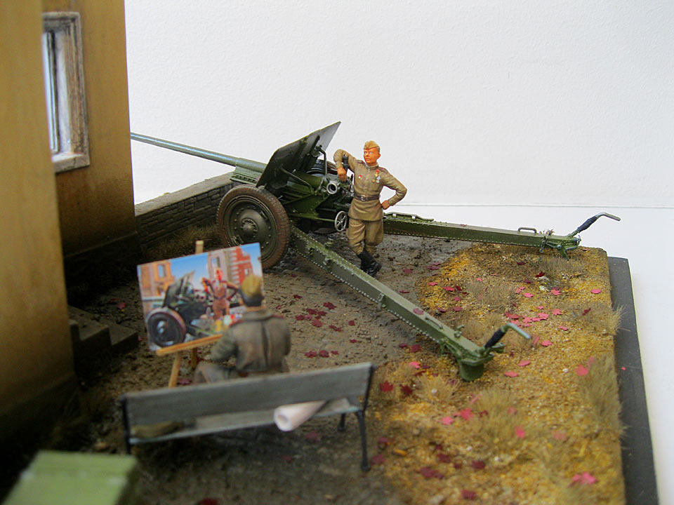 Dioramas and Vignettes: Portrait of the Hero, photo #1