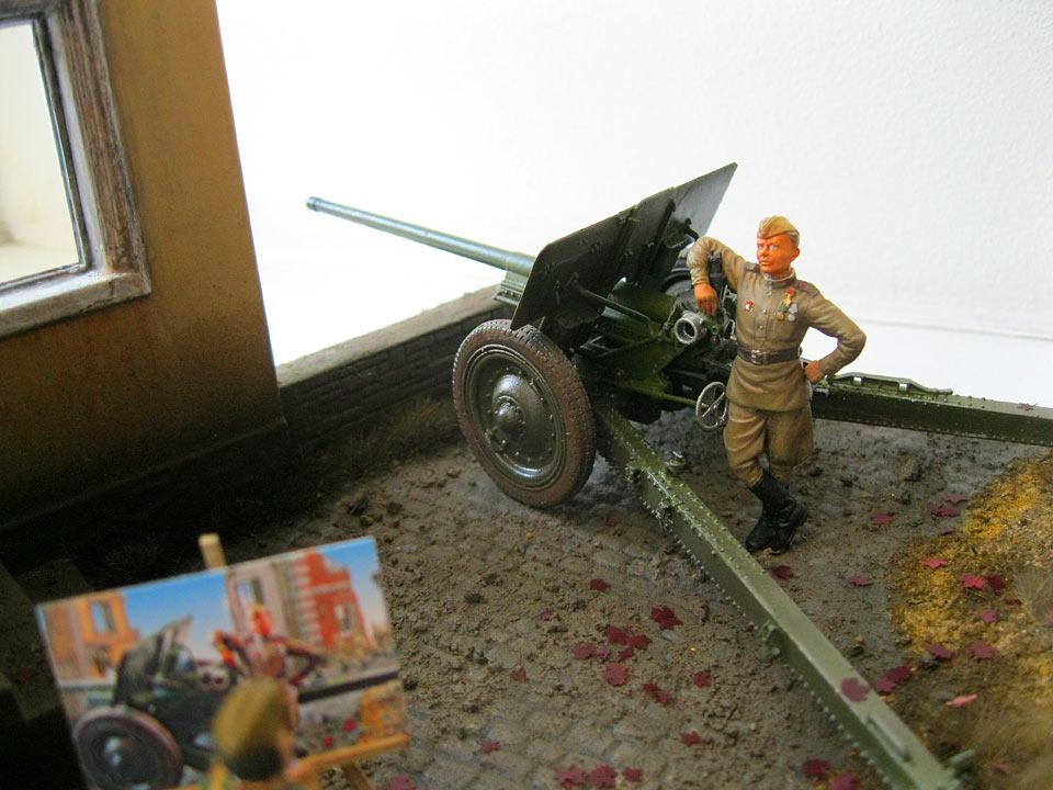 Dioramas and Vignettes: Portrait of the Hero, photo #2