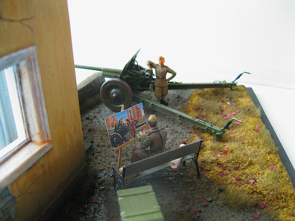 Dioramas and Vignettes: Portrait of the Hero, photo #3