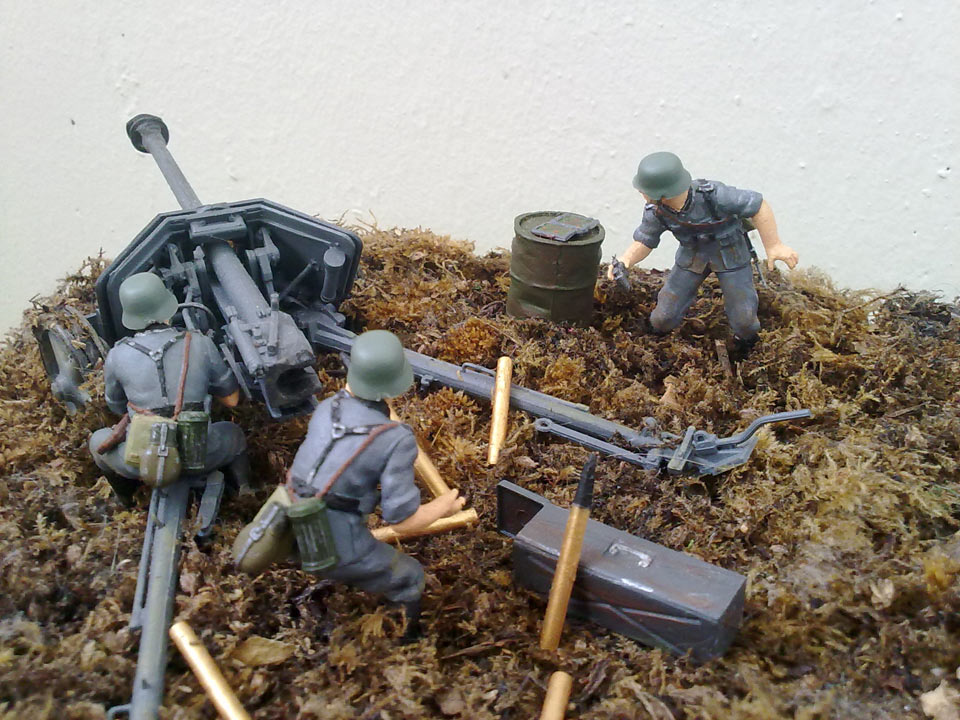 Training Grounds: Bombardment by schedule, photo #1