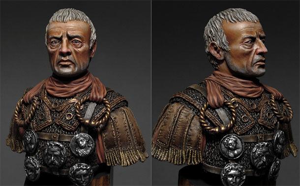 Figures: The Centurion