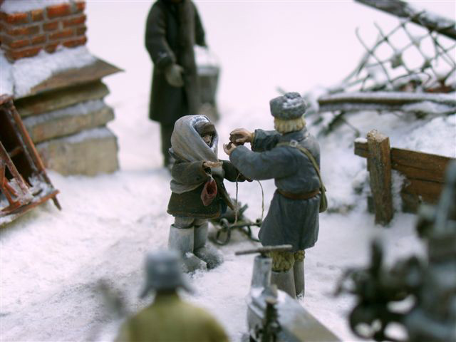 Dioramas and Vignettes: AA Gun Crew, Leningrad, 1942, photo #14