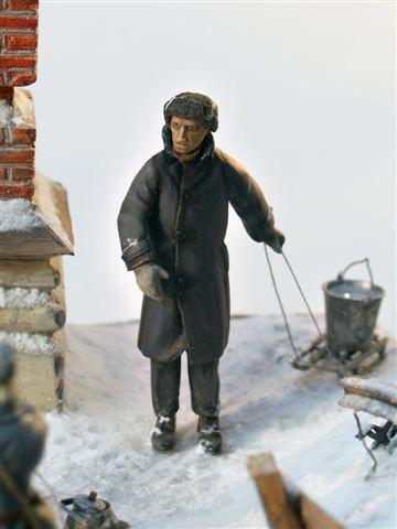 Dioramas and Vignettes: AA Gun Crew, Leningrad, 1942, photo #17