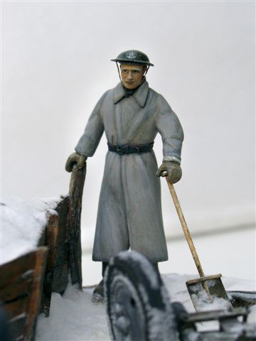 Dioramas and Vignettes: AA Gun Crew, Leningrad, 1942, photo #23