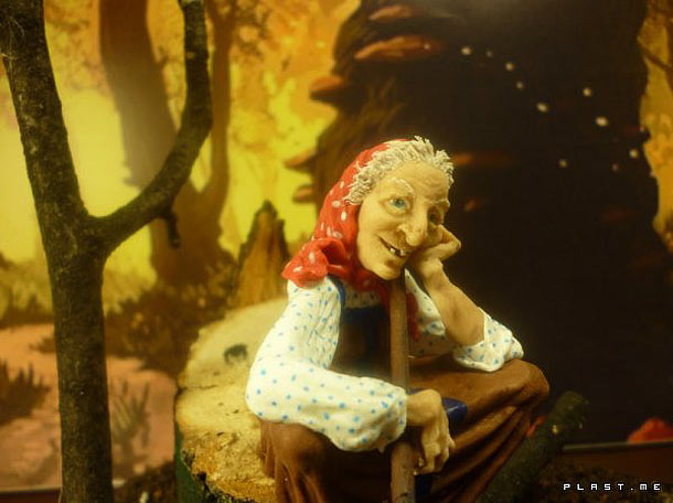 Miscellaneous: Dreams of Baba-Yaga