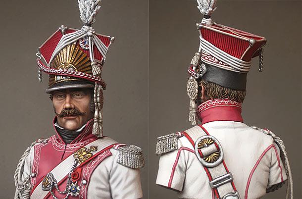Figures: Officer, Polish Lancers