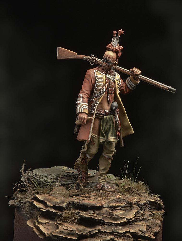 Figures: The Iroquois, photo #2