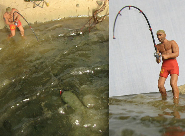 Dioramas and Vignettes: It's the Cat-fish!