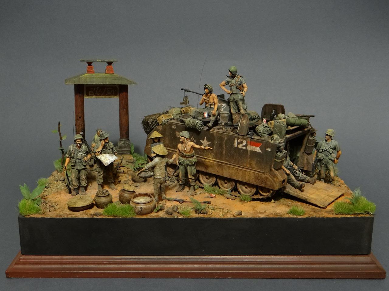 Dioramas and Vignettes: Vietnam, photo #1