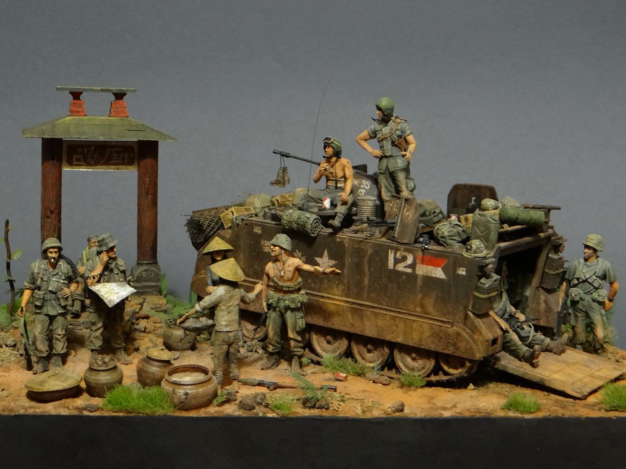 Dioramas and Vignettes: Vietnam, photo #2