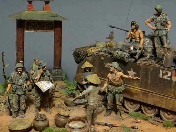 Dioramas and Vignettes: Vietnam