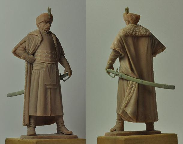 Sculpture: Szlachcic