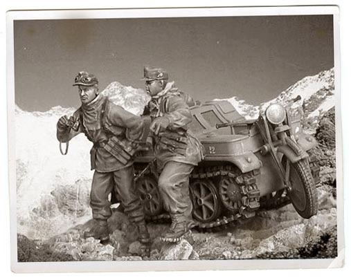 Dioramas and Vignettes: Caucasus 1942, photo #4
