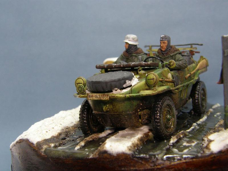 Dioramas and Vignettes: Schwimmwagen Type 166, photo #5