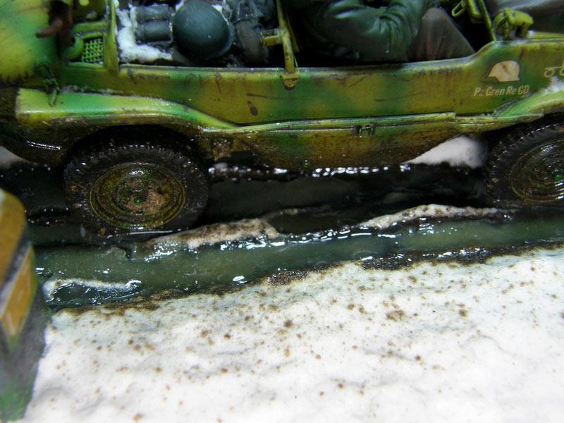 Dioramas and Vignettes: Schwimmwagen Type 166, photo #9