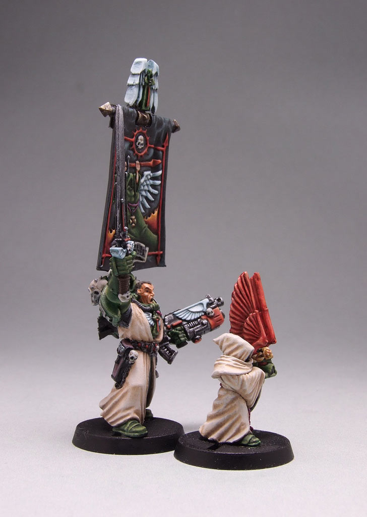 Photo 8 - Azrael, the Supreme Great Magister of Dark Angels