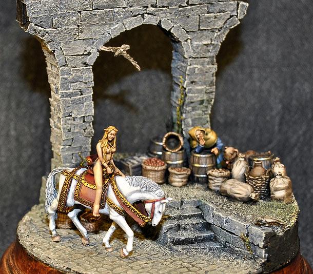Dioramas and Vignettes: Lady Godiva