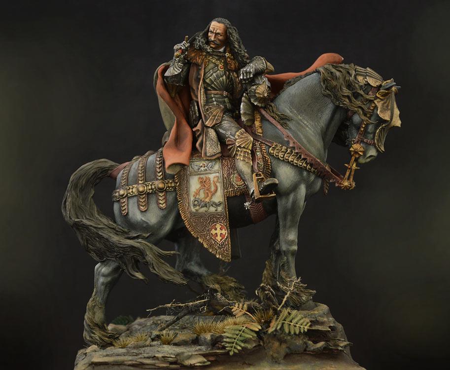 Figures: Vlad the Impaler, photo #1