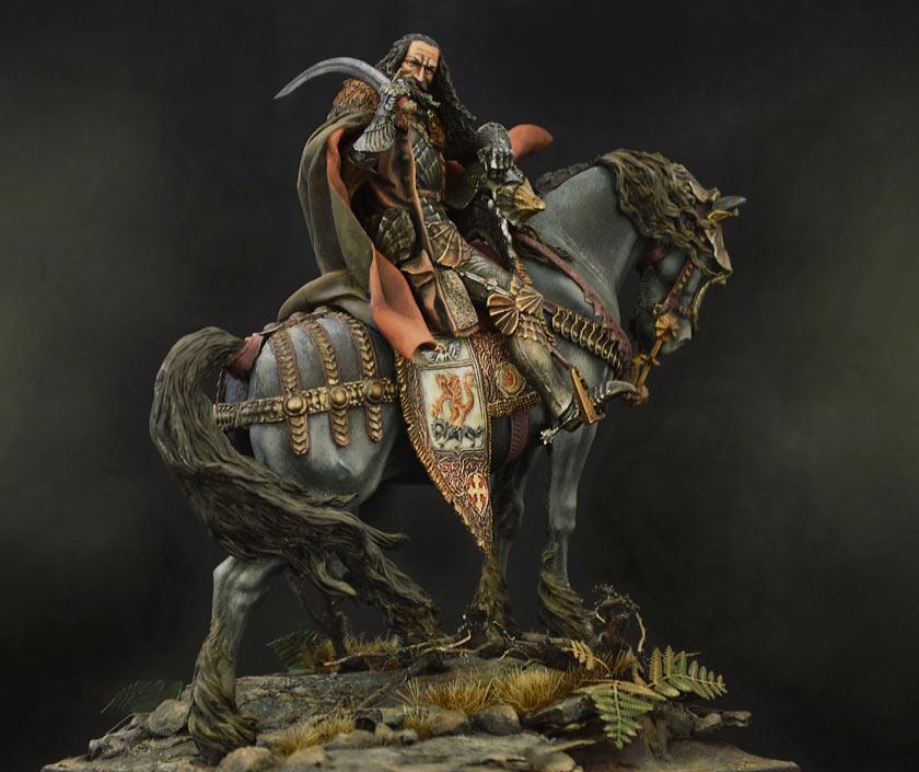 Figures: Vlad the Impaler, photo #2