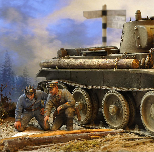 Dioramas and Vignettes: А-2