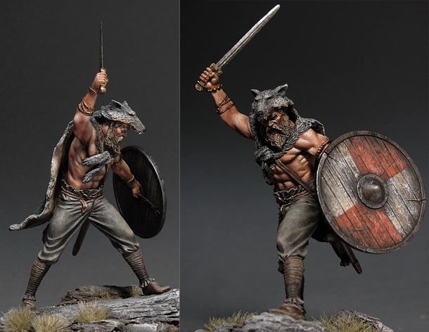 Figures: Ulfhednar II