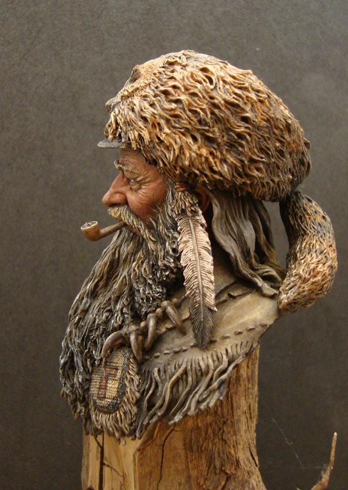 Figures: Trapper, photo #2