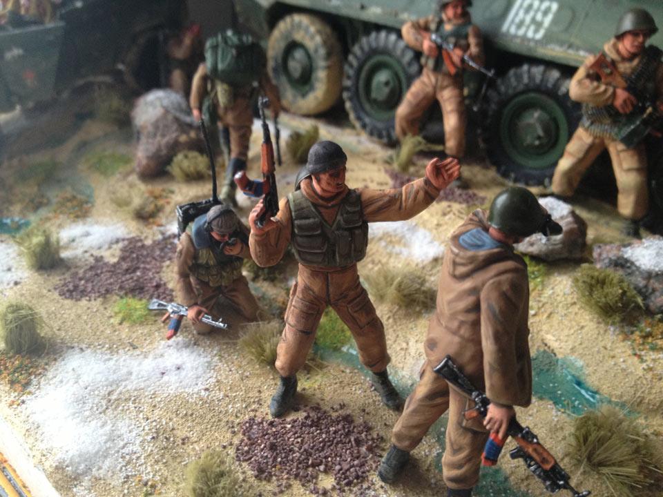 Training Grounds: Ambush in mountains, photo #3