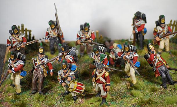 Training Grounds: Redcoats