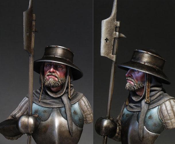 Figures: The Veteran