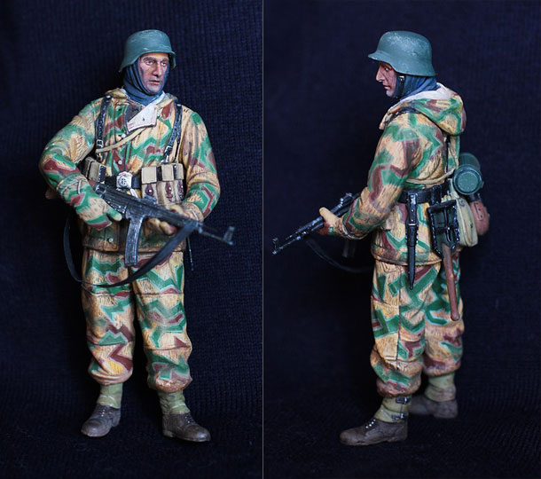 Figures: Panzergrenadier